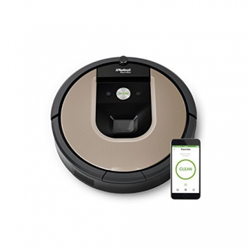 irobot roomba 966. Black Bedroom Furniture Sets. Home Design Ideas